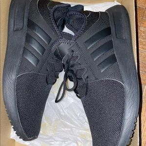 Boys Adidas Xplr shoes